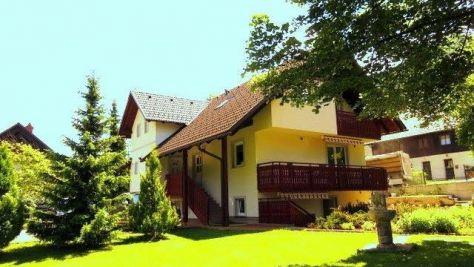 Apartmány Kranjska Gora 1021, Kranjska Gora - Exteriér