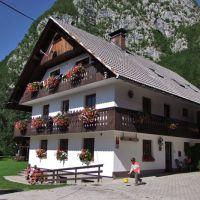 Touristischer Bauernhof pri Andreju, Bohinj - Objekt