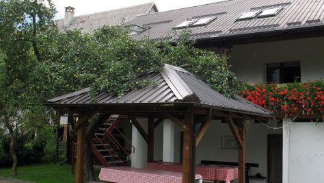 Apartmány Bovec 1070, Bovec - Objekt