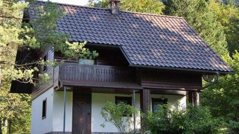 Wohnungen und Ferienhaus 1118, Bohinj - Exterieur