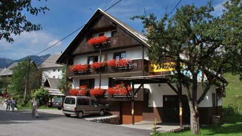 Rooms and apartments Bohinj 1120, Bohinj - Exterior