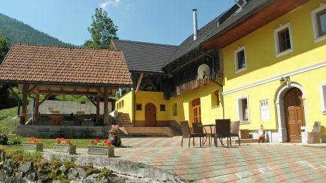 Apartmány Bohinj 1122, Bohinj - Objekt