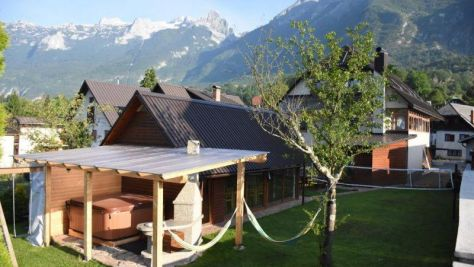Ferienwohnungen Bovec 1125, Bovec - Exterieur