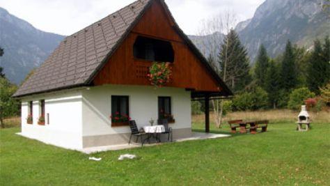 Rekreační dům Bohinj 1151, Bohinj - Exteriér