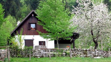 Počitniška hiša Bovec 1179, Bovec - Zunanjost objekta