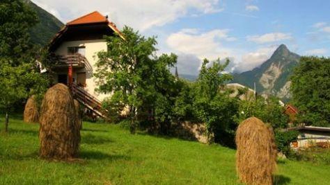 Apartmány Bovec 1192, Bovec - Exteriér
