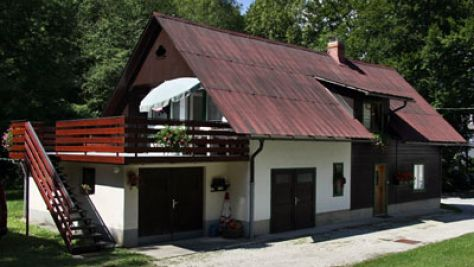 Apartmány Bohinj 1195, Bohinj - Objekt
