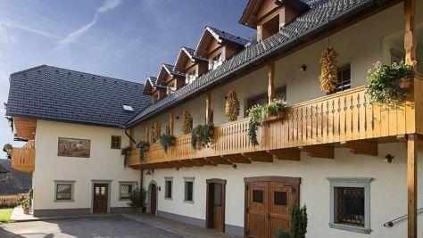Turistična kmetija Pri Biscu, Bled - Zunanjost objekta