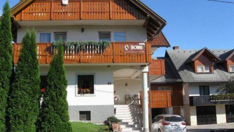 Pokoje 1367, Bled - Objekt