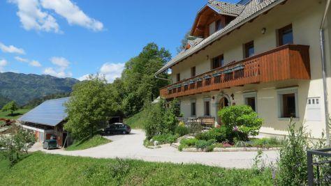 Turistična kmetija Mulej, Bled - Objekt