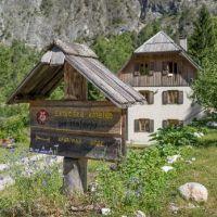 Туристический хутор Pri Plajerju, Bovec - Экстерьер