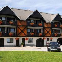 Hotel Tripič, Bohinj - Objekt