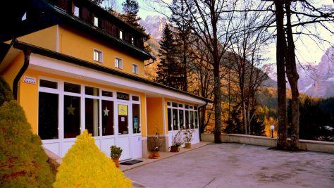 Youth Hostel Barovc, Kranjska Gora - Objekt