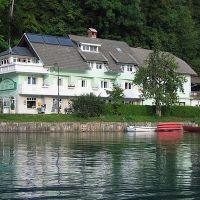Sobe Bled 1434, Bled - Zunanjost objekta