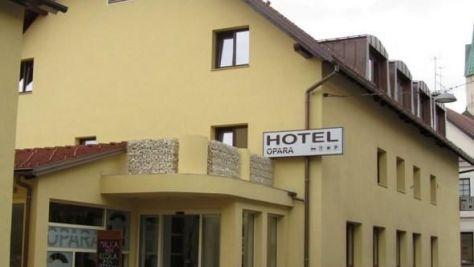 Hotel Opara, Trebnje - Exteriér