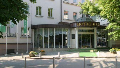 Hotel Krka, Novo mesto - Objekt