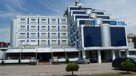 Hotel City, Krško - Zunanjost objekta