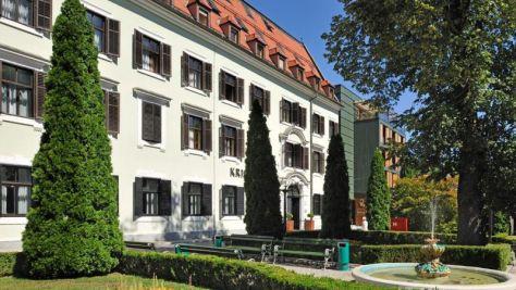 Hotel Kristal - Dolenjske Toplice, Dolenjske Toplice - Exteriér