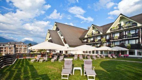 Best Western Kompas hotel Bled, Bled - Objekt