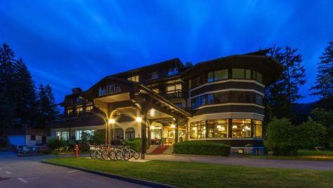 Hotel Ribno, Bled - Objekt