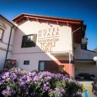 Hotel Hvala - restavracija Topli val, Kobarid - Objekt