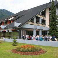 Hotel Kompas, Kranjska Gora - Zunanjost objekta