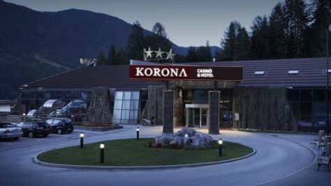 Casino & Hotel Korona, Kranjska Gora - Exteriér