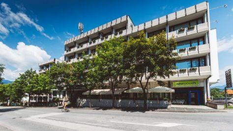 Hotel Krim, Bled - Objekt