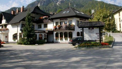 Hotel Miklic, Kranjska Gora - Objekt