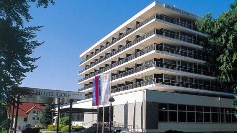 Rikli Balance Hotel, Bled - Objekt