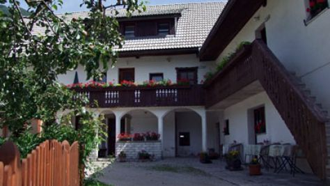 Pokoje a apartmány Bohinj 1638, Bohinj - Objekt
