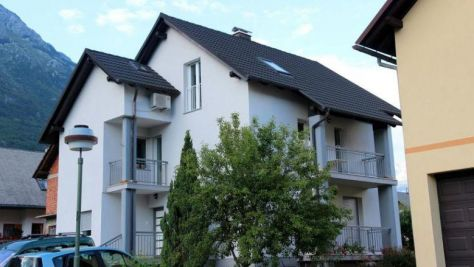 Apartamenty Bovec 14540, Bovec - Obiekt