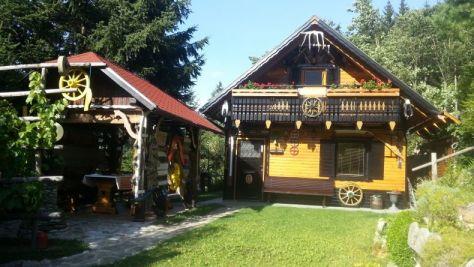 Rekreační dům  14572, Luče - Exteriér