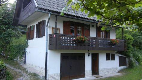 Rekreační dům Bohinj 14576, Bohinj - Exteriér