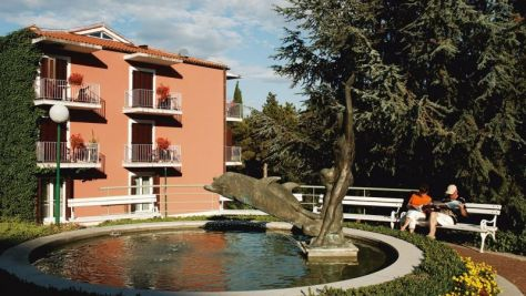 Villas - Spa Strunjan, Piran - Property