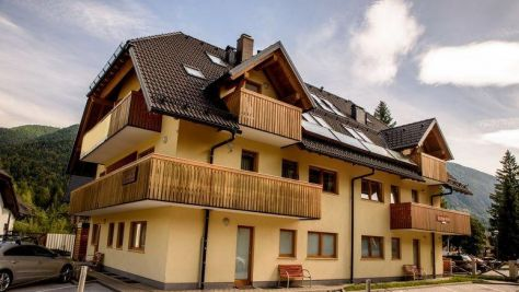 Ferienwohnungen Kranjska Gora 15036, Kranjska Gora - Exterieur