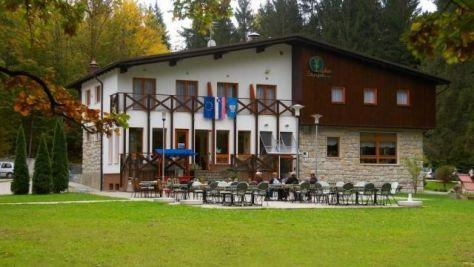 Hotel Rakov Škocjan, Cerknica - Objekt