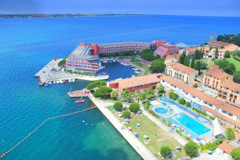 Hotel Histrion Hoteli Bernardin Portoroz Portorose