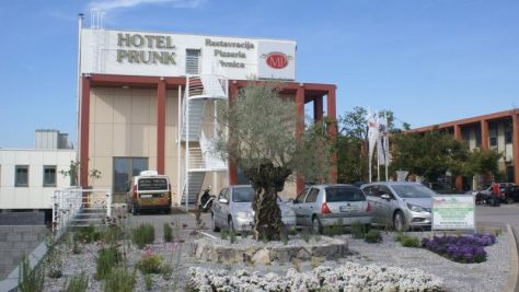 Hotel Prunk, Sežana - Objekt