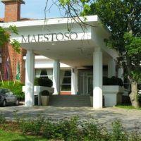 Hotel Maestoso, Sežana - Objekt