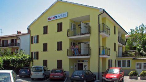 Hotel Keltika, Izola - Objekt