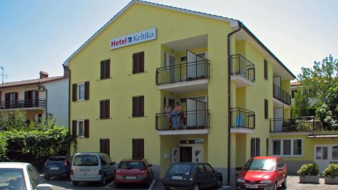 Hotel Keltika, Izola - Property