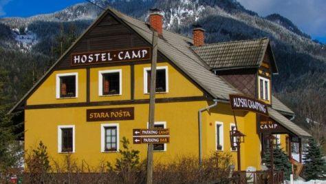 Hostel Stara pošta, Jezersko - Objekt