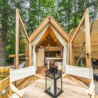 Glamping Ribno, Bled - Obiekt