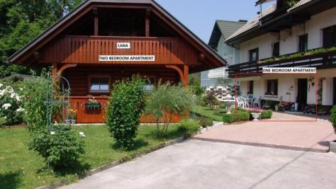 Ferienwohnungen Bled 15691, Bled - Objekt