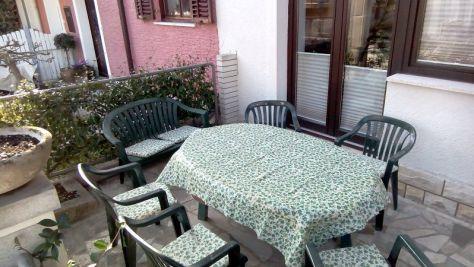 Appartamenti Izola 15720, Izola - Terrazzo