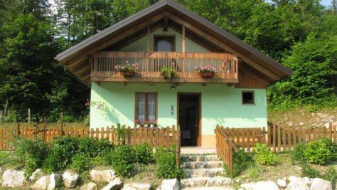 Turistická farma Kamp Rut, Kobarid - Objekt