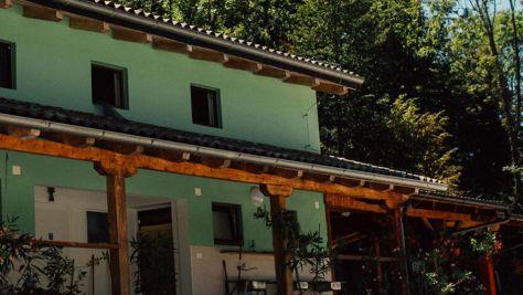 Hostel Kamp Rut, Kobarid -