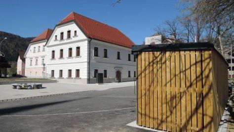 Hostel Bearlog Kočevje, Kočevje - Objekt