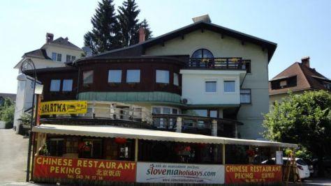 Pokoje a apartmány Bled 15813, Bled - Objekt